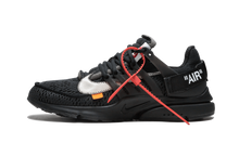 Load image into Gallery viewer, Off-White Air Presto Black