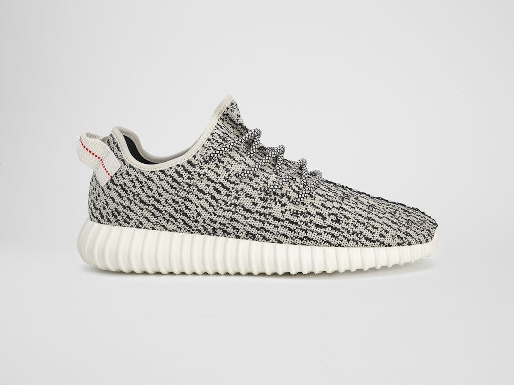 YEEZY Boost Low Top - 350 Turtle Dove Grey