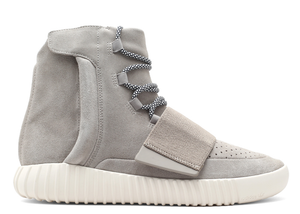 YEEZY 750 Boost - High Top Light Brown/Carbon White-Light Brown