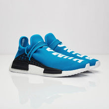 Load image into Gallery viewer, Pharrell x adidas NMD HU Race 'Blue'