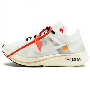 "OFF-WHITE X ZOOM FLY ""WHITE/WHITE-MUSLIN"""