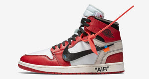 Off-White x Jordan 1 Red