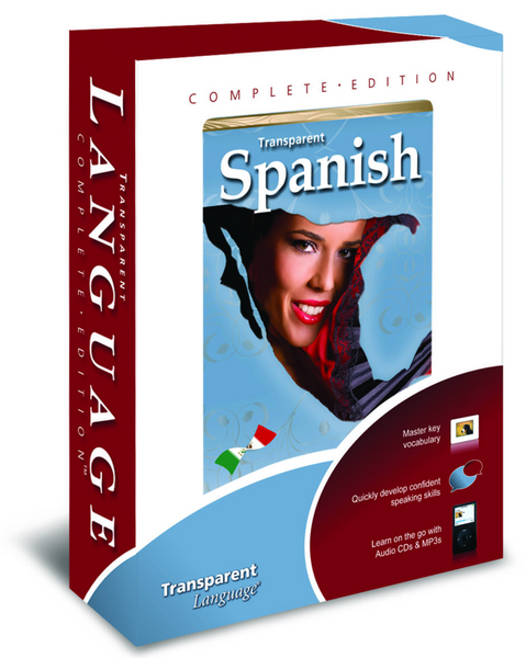Transparent Spanish Complete Edition
