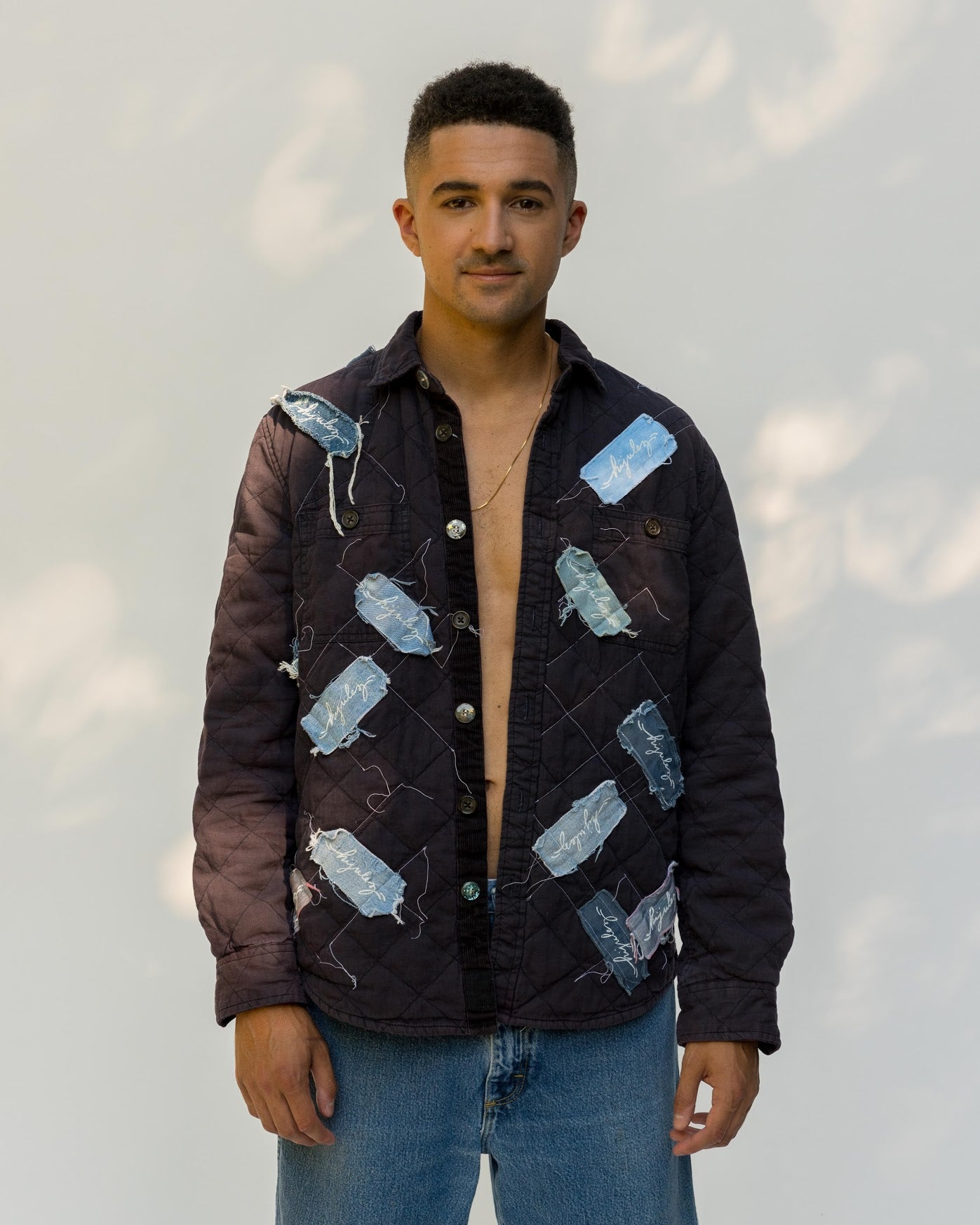 Torrent Quilted Jacket