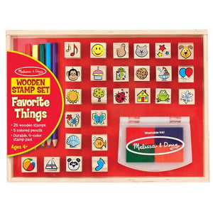 Favorite Things Stamp Set