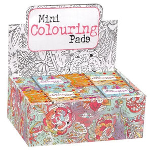 Mini Colouring Pad