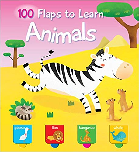 100 Flaps to Learn Animals