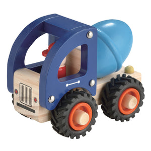 Wooden brrrm-brrms - Work Vehicles