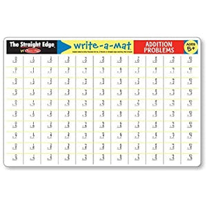 Learning Mat Addition
