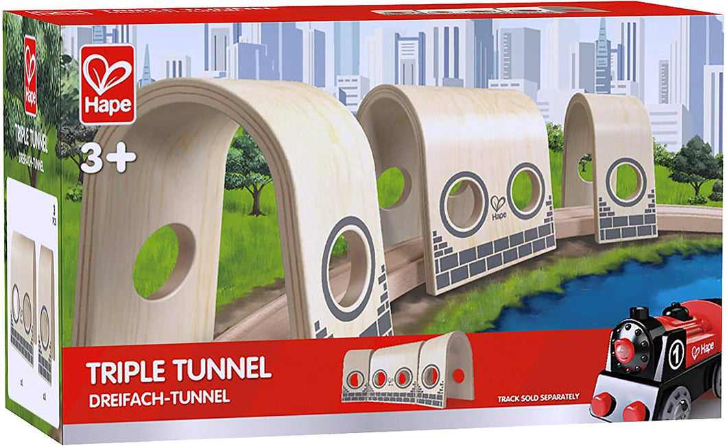 Triple Tunnel