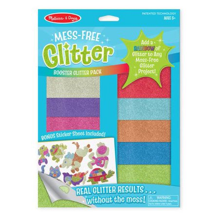 Mess-Free Glitter - Booster Pack