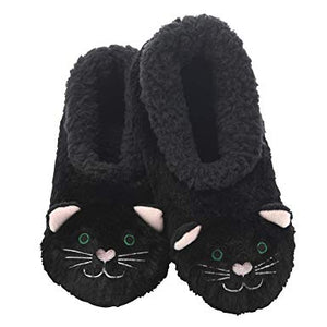 Snoozies Black Cat / 3-6m