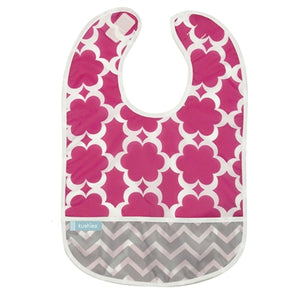 Cleanbib - Modern Flowers - 6-12m