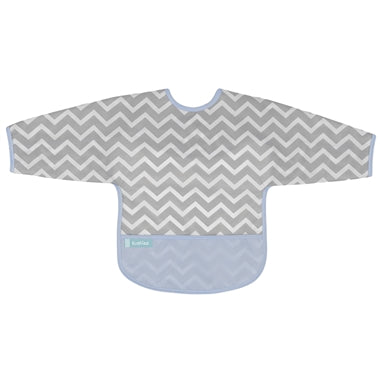 Cleanbib with sleeves 6-12m
