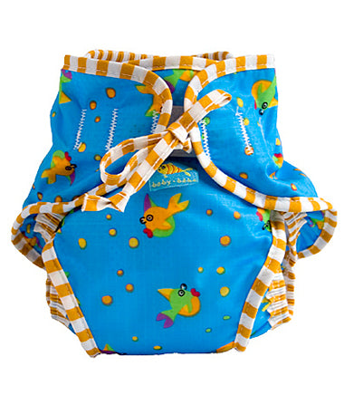 Kushies Swim Diaper - Goldfish - S