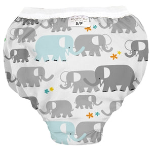 Kushies Training Pants - Elephants - S