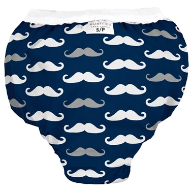 Kushies Training Pants - Moustache - M
