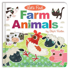 Let's Find Farm Animals