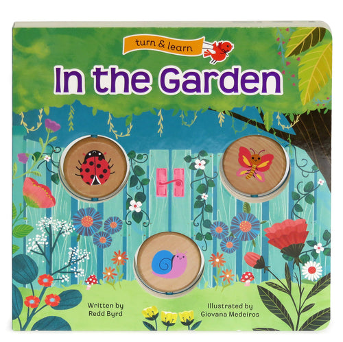 In the Garden Turn & Learn
