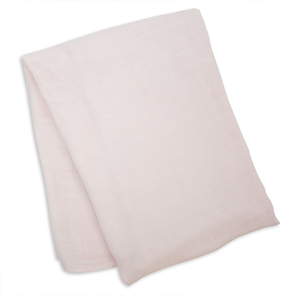 Lululo Bamboo/Cotton Swaddle - Pink