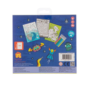Activity Pack Monsters & Aliens