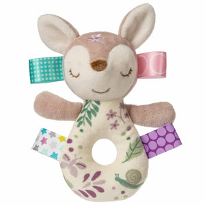 Taggies Rattle - Flora Fawn
