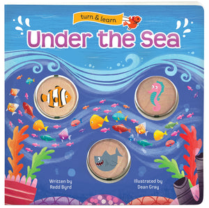 Under the Sea Turn & Learn