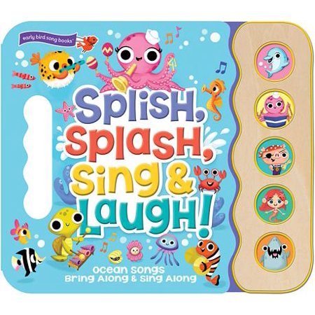 Splish, Splash, Sing & Laugh