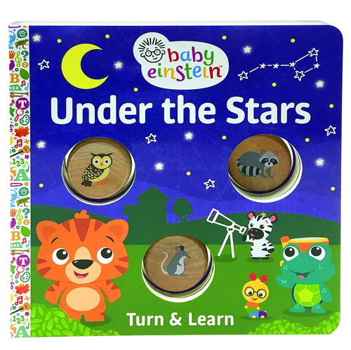 Under the Stars Turn & Learn