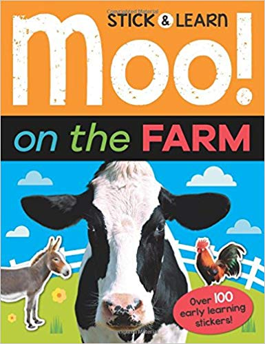 Stick & Learn Moo!