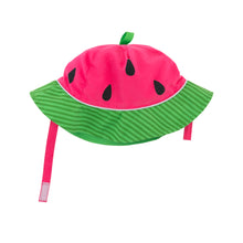 Load image into Gallery viewer, Zoocchini Baby Sun Hat Watermelon - 3-6m