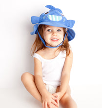 Load image into Gallery viewer, Zoocchini Baby Sun Hat - Whale