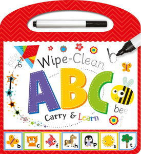 Wipe-Clean ABC