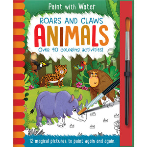 Paint with Water - Animals