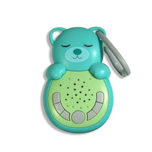 Load image into Gallery viewer, Sweet Dreamz on the Go - Aqua Bear