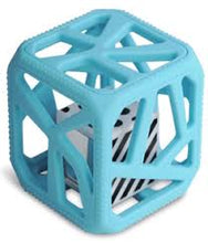 Load image into Gallery viewer, Chew Cube - Blue
