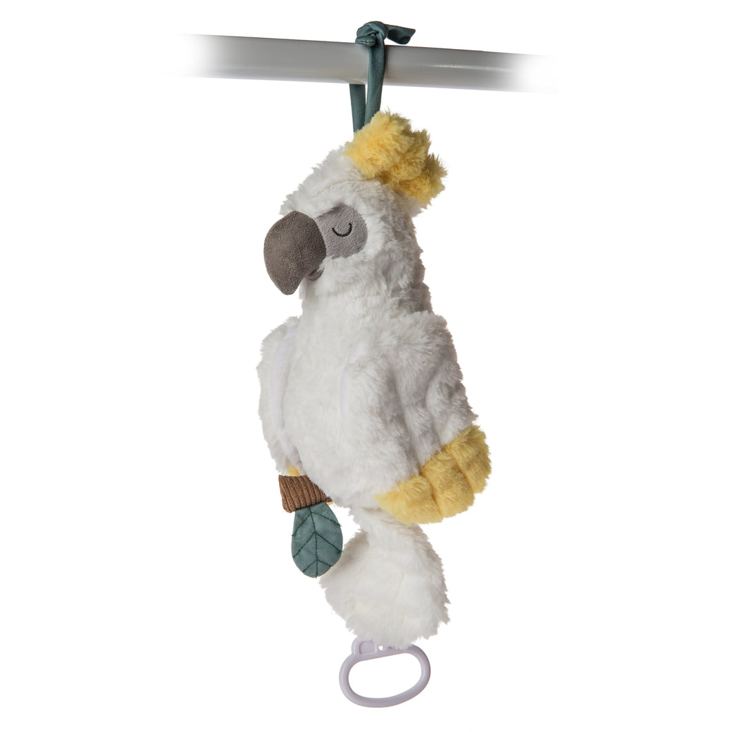 Mary Meyer Musical Cockatoo