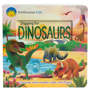 Digging for Dinosaurs Book
