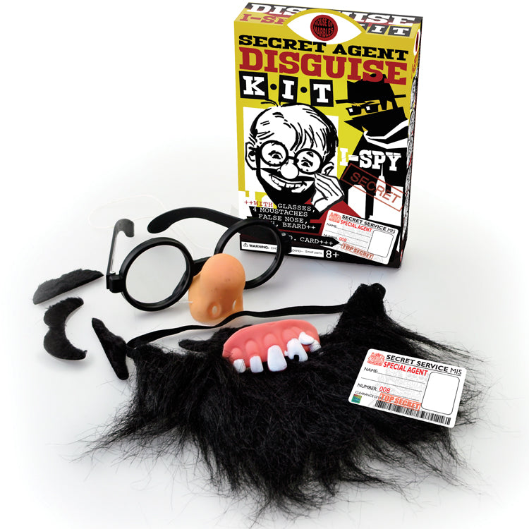 Secret Agent Disguise Kit