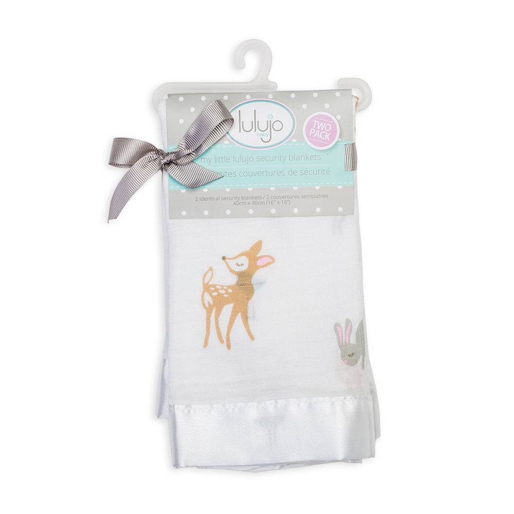 Lulujo Security Blanket - Little Fawn