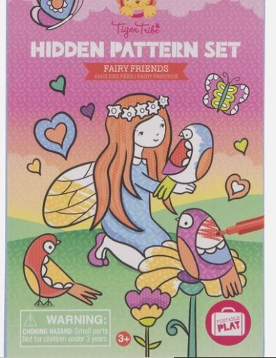 Hidden Pattern Set - Fairy Friends