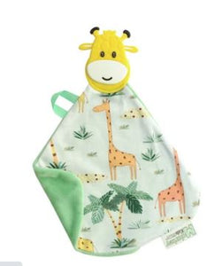 Munch-it Blanket - Gentle Giraffe