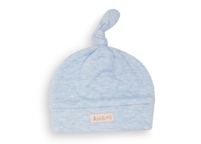 Juddlies Hat - Blue Fleck