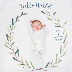 Baby's First Year - Hello World