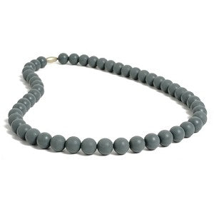 Jane Necklace - Stormy Grey
