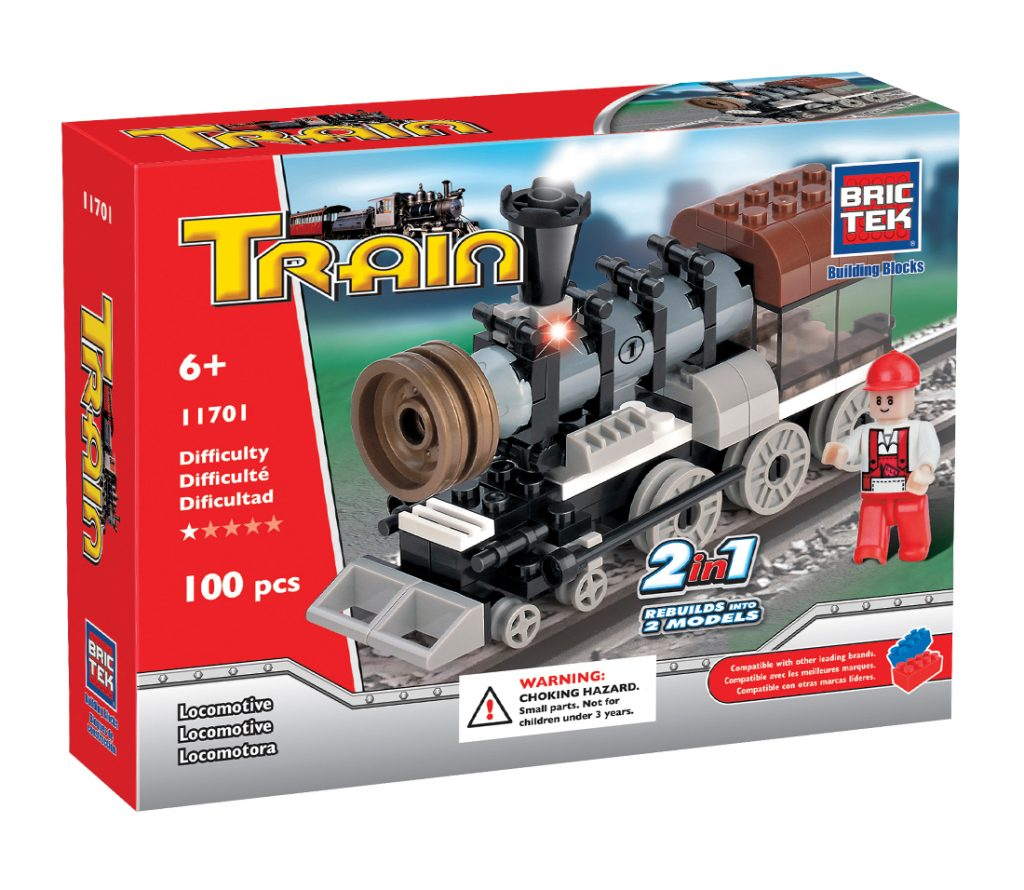 Locomotive 2 in 1