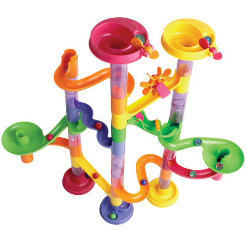 Marble Run 50 Piece/Marbles
