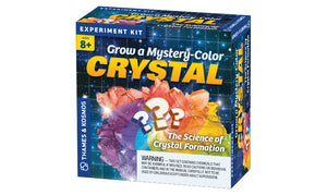 Grow a Mystery Color Crystal