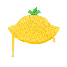 Load image into Gallery viewer, Zoocchini Baby Sun Hat Pinapple - 3-6m