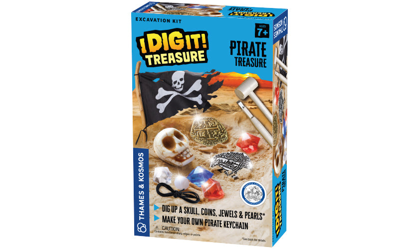 I Dig It! Pirate Treasure